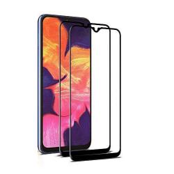 2 st  härdad glas för Samsung A70 Transparent