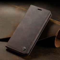CaseMe 013 för Huawei P30 pro mörkbrun