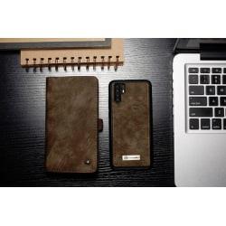 CaseMe  plånboksväska p30 pro brun