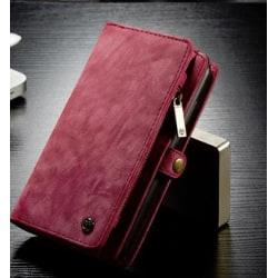 CaseMe  plånboksväska p30 pro röd