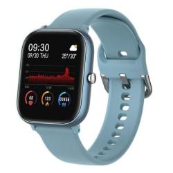 Fitness smart klocka ljusgrön armband