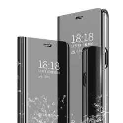 Flipcase för Huawei Nova 5T svart