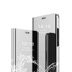 Flipcase för Huawei P20 pro silver