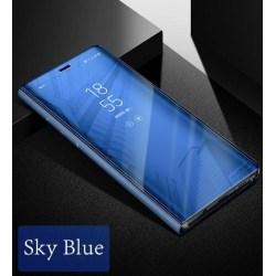 Flipcase för One plus 7 pro blå