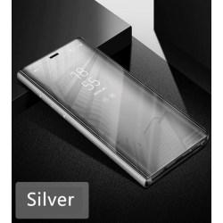Flipcase för One plus 7 pro silver