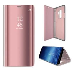 flipcase för samsung s9 plus rosa