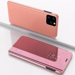 flipfodral för iphone 11 pro rosa