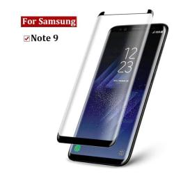 Heltäckande  för Samsung Note 9  10D härdat glas
