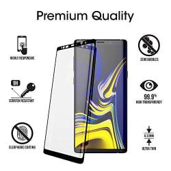 Heltäckande skärmskydd  för Samsung Galaxy Note 9