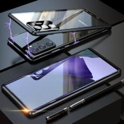 Megneto fodral för Samsung Note 20 svart