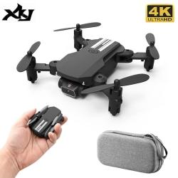 Mini Drönare 1080P HD-kamera WiFi svart