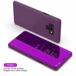 Note 9 flip fodral lila Purple