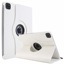 roterandefodral  för iPad air 10.9 (2020)vit vit