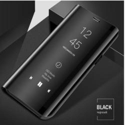 Samsung flip case S8 plus svart Black