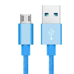 Laddkabel Micro USB Laddare Samsung S7 / S7 Edge