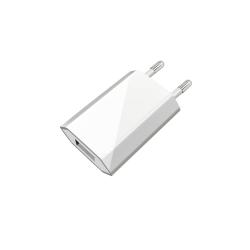 Universell 1A Väggladdare iPhone /Samsung / Sony / LG CE godkänd
