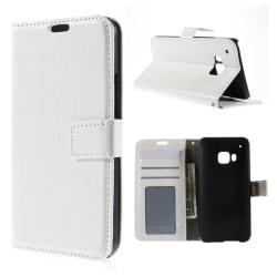 HTC One A9 plånboksfodral - vit