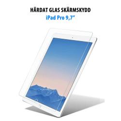 """iPad Pro 9,7"""" härdat glas skärmskydd"""