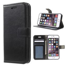 Plånboksfodral till iPhone 7 Plus  / 8 Plus - svart
