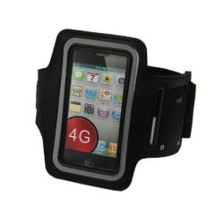 Sport armband till iphone 4/4S svart