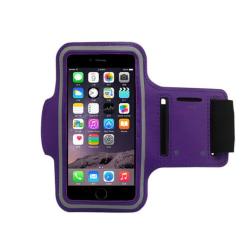 Sport armband till iphone 6/6s/7/8  lila