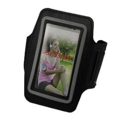 Sport armband till Samsung Galaxy S3 / S4 / Express svart