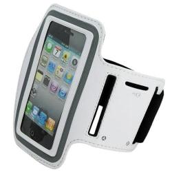 Sportarmband till iPhone 5 / 5S / 5C - Vit