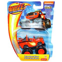 Blaze och Monstermaskinerna Drag Race Blaze