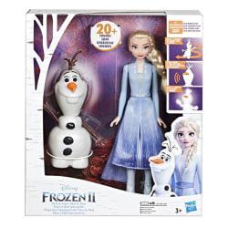 Disney Frozen 2 Olof & Elsa