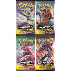 Pokemon Champion's Path Booster Pack