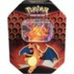 Pokemon Hidden Fates Charizard GX Tin Box