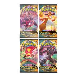 Pokemon Sword & Shield Darkness Ablaze Booster Pack