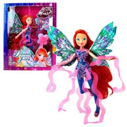 World of Winx Dreamix Fairy Bloom Docka