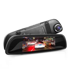 BACKKAMERA PAKET / Dashcam med två kameror, G-sensor, vidvinkel