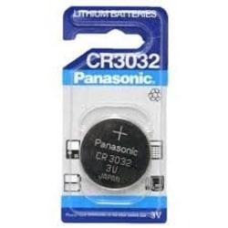 CR 3032 Lithiumbatteri Acrylic