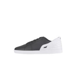Triesti Shell Sneakers stl 44 Black/White, Skate shoes for Men Svart 44