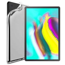 Anti-Slip Samsung Galaxy Tab A 10.1 (2019) TPU-skal -... Genomskinlig