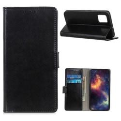 Motorola Moto G9 Plus Plånboksfodral med Magnetstängning -... Svart