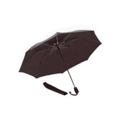Paraply Automat storm säkert svart svart