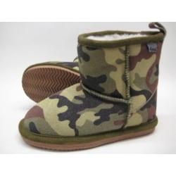 Varm fodrad känga boots i äkta fårskinn  AXELDA sheepskin 31