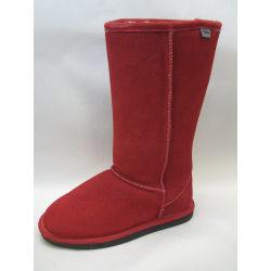 Varm fodrad känga boots i äkta fårskinn  AXELDA sheepskin 39