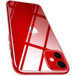 iPhone 11 Hård Transparent Skal