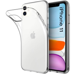 iPhone 11 - Transparent TPU