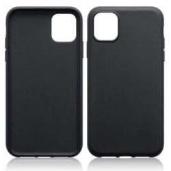 iPhone 12 / 12 Pro 6,1 Inch - Matt Svart Skal