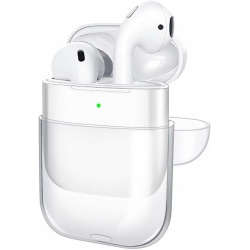 Transparent Airpod skal 1 & 2