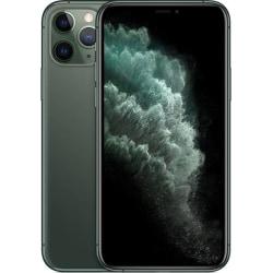 Begagnad iPhone 11 Pro 64GB Midnattsgrön Grade A Svart