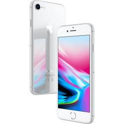 Begagnad iPhone 8 64GB Silver Grade B Silver