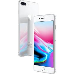 Begagnad iPhone 8 Plus 64GB Silver Grade B Silver