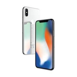 Begagnad iPhone X 64GB Silver Grade A Silver