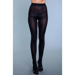 BeWicked Nylon Pantyhose Black One Size one size